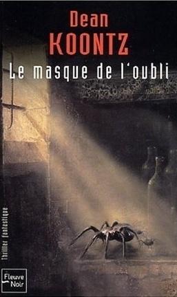 Couverture du livre : Le Masque de l'oubli