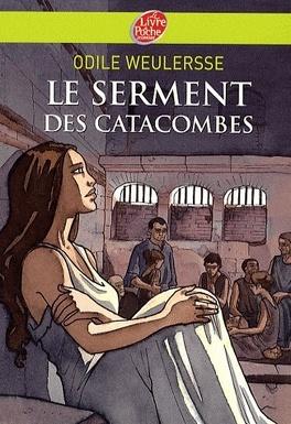 Couverture du livre : Le serment des catacombes