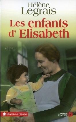 Couverture du livre : Les enfants d'Elisabeth