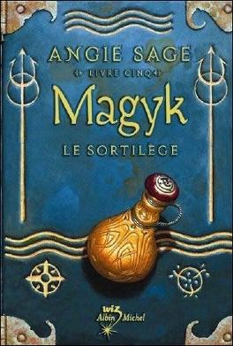 Couverture du livre : Magyk, Tome 5 : Le sortilège