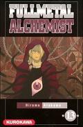 Fullmetal Alchemist, tome 13