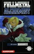 Fullmetal Alchemist, tome 16