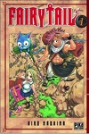 couverture Fairy Tail, Tome 1