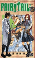 Fairy Tail, Tome 3
