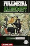 couverture Fullmetal Alchemist, tome 12