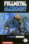 couverture Fullmetal Alchemist, tome 14
