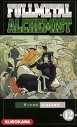 Fullmetal Alchemist, tome 12