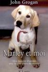 couverture Marley et moi : mon histoire d'amour avec le pire chien du monde