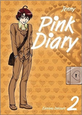 Couverture du livre : Pink diary, tome 2