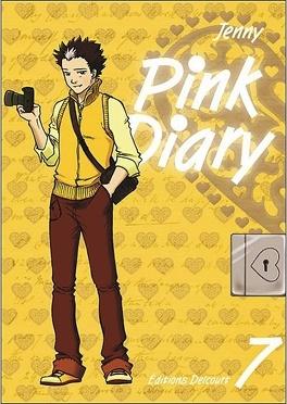 Couverture du livre : Pink diary, tome 7