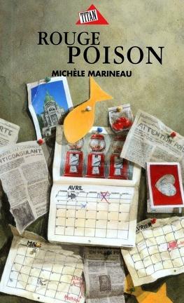 Couverture du livre : Rouge Poison