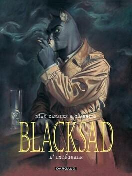 Couverture du livre : Blacksad - L'intégrale