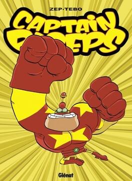 Couverture du livre : Captain Biceps, tome 5 : L'intrépide