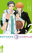Brother Conflict, Tome 2