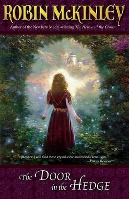 Couverture du livre : The Door in the Hedge