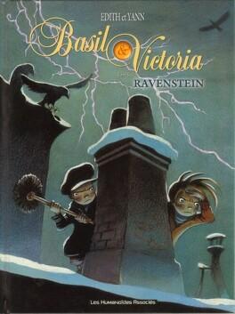 Couverture du livre : Basil et Victoria, tome 5 : Ravenstein