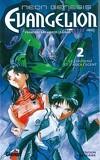 Neon-Genesis Evangelion, tome 2 : Le Couteau et l'adolescent