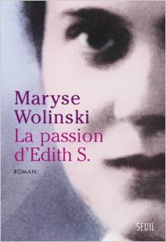 Couverture du livre : La passion d'Edith Stein