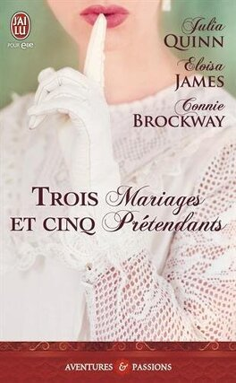 Couverture du livre : Lady Most, Tome 1 : Trois mariages et cinq prétendants