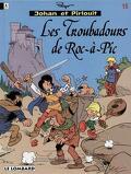 Johan et Pirlouit, Tome 15 : Les Troubadours de Roc-à-Pic