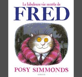 Couverture du livre : La fabuleuse vie secrète de Fred