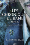 couverture Les Chroniques de Bane, Tome 10 : À la poursuite de l'amour
