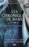 Les Chroniques de Bane, Tome 6 : Il faut sauver Raphaël Santiago !