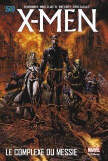 Couverture du livre : X-Men : Le complexe du messie