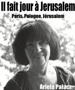 Couverture du livre : Il fait jour à Jérusalem