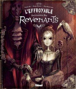 Couverture du livre : L'effroyable encyclopédie des revenants
