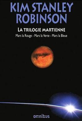 Couverture du livre : La Trilogie martienne