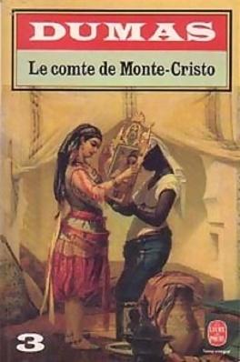 Couverture du livre : Le comte de Monte-Christo, tome 3/3