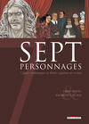 Sept, tome 9 : Sept personnages
