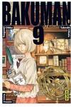 couverture Bakuman, Tome 9