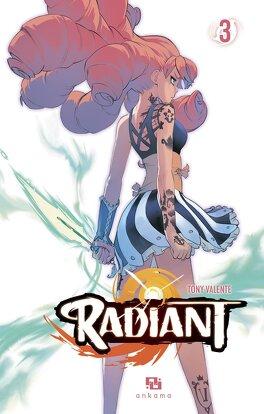 Couverture du livre : Radiant, Tome 3