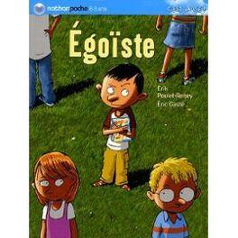 Couverture du livre : Egoiste