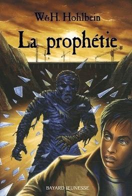 Couverture du livre : La prophétie