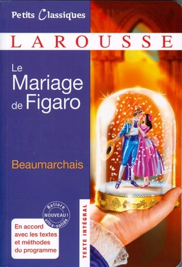 Couverture du livre : Le Mariage de Figaro
