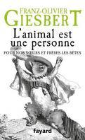 L'animal est une personne.