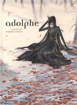Couverture du livre : Adolphe