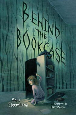 Couverture de Behind the Bookcase