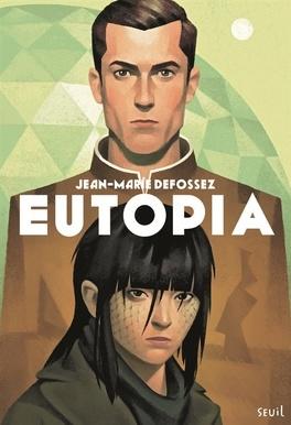 Couverture du livre : Eutopia