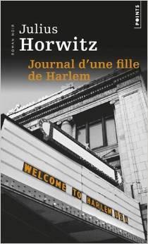 Couverture du livre : Journal d'une fille de Harlem