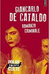 couverture Romanzo Criminale