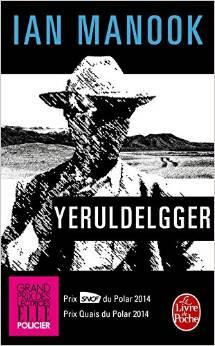 Couverture du livre : Yeruldelgger