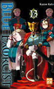 Blue exorcist, Tome 13