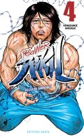 Prisonnier Riku, tome 4 : Vengeance aveugle