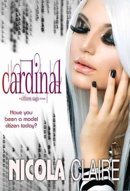 Couverture du livre : The Citizen Saga, Tome 2 : Cardinal