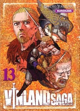 Couverture du livre : Vinland Saga, Tome 13