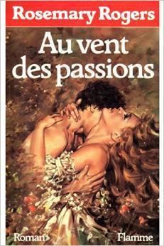Couverture du livre : Au vent des passions